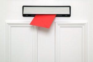 Ein Bußgeldbescheid besitzt eine Frist für die Zustellung bei Ihnen Zuhause.