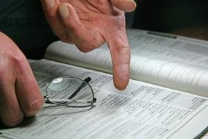 Haben Sie einen Fehler in Ihrem Bußgeldbescheid entdeckt, können Sie Einspruch einlegen.