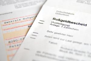 Punkte in Flensburg und das Bußgeld haben nicht die gleiche einschneidende Wirkung wie ein Fahrverbot.