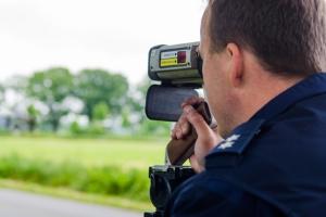 Auf die mobile Geschwindigkeitsüberwachung können sich Raser schlecht einstellen.