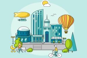 MPU-Anbieter finden sich meist im städtischen Gebiet.