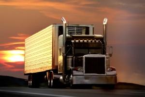 Rotlichtverstoß: Auch LKW-Fahrer werden häufig geblitzt.