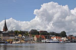 Verkehrspunkte werden in Flensburg archiviert.