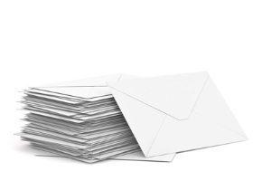 Innerhalb von 7 Tagen müssen Sie den Zeugenfragebogen ausfüllen und zurücksenden.